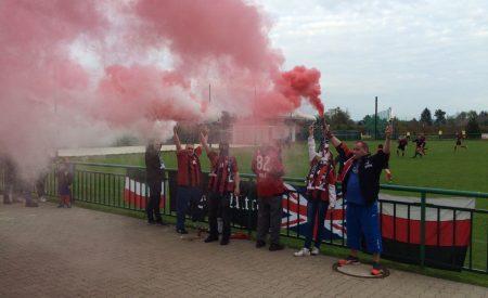 Fotbalový prvomájový víkend na Xaverově