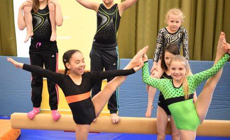 Dubnová úroda medailí  sportovních gymnastek