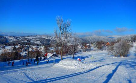Úspěšný lyžařský výcvik