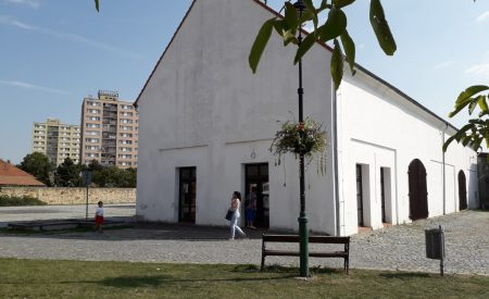 Rekonstrukce Stodoly na Tvrzi