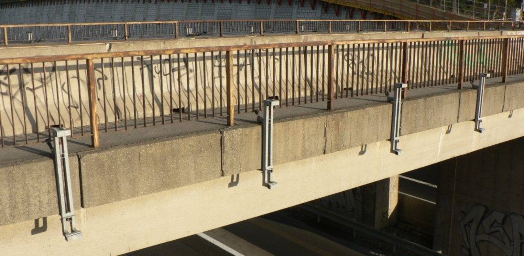 Demolice zanedbaných mostů