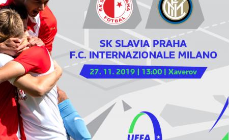SK SLAVIA U19 vs INTER MILAN U19