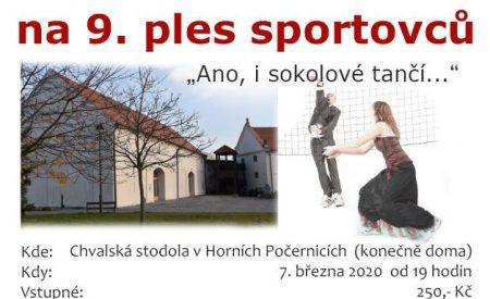 Ples sportovců