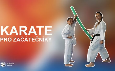 Karate stále jede
